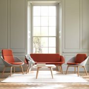 dishy-sofa-with-a-high-back-and-low-back-chair
