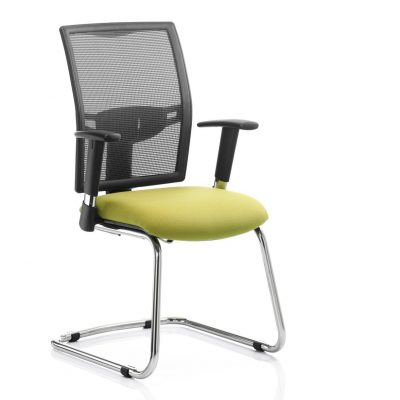 fresh-cantilever-visitors-chair-chrome-as-standard.-band-1-fabric-18-p