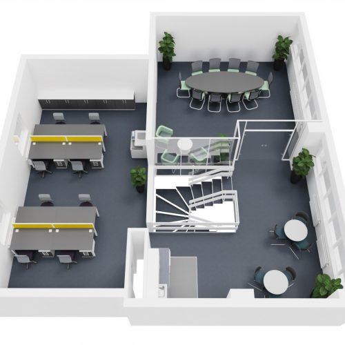Komoo Plan First Floor 1.4